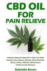 CBD Oil For Pain Relief Cover Image