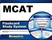 MCAT Flashcard Study System: MCAT Exam Practice Questions & Review for the Medical College Admission Test Cover Image