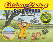 Curious George Discovers the Seasons (science storybook) Cover Image