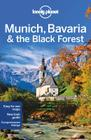Lonely Planet Munich, Bavaria & the Black Forest Cover Image