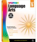 Spectrum Language Arts, Grade 5 Cover Image