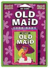 Old Maid Classic Card Game (Kids Classics Card Games) Cover Image