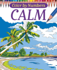 Color by Numbers - Calm (Chartwell Coloring Books) Cover Image