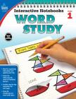 Interactive Notebooks Word Study, Grade 1 Cover Image