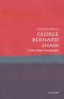 George Bernard Shaw: A Very Short Introduction Cover Image