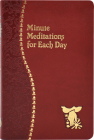 Minute Meditations for Each Day Cover Image