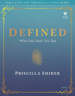 Defined - Teen Girls' Bible Study Leader Kit: Who God Says You Are Cover Image
