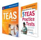 McGraw-Hill Education Teas 2-Book Value Pack, Second Edition Cover Image