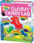 Rainbow Gummy Candy Lab Cover Image