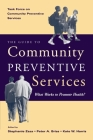 The Guide to Community Preventive Services: What Works to Promote Health? Cover Image