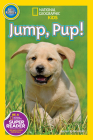 National Geographic Readers: Jump Pup! Cover Image