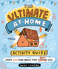 The Ultimate At-Home Activity Guide Cover Image