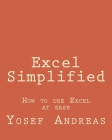 Excel Simplified: How to use Excel at ease Cover Image