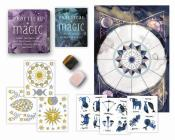 Practical Magic: Includes Rose Quartz and Tiger's Eye Crystals, 3 Sheets of Metallic Tattoos, and More! (RP Minis) Cover Image