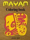 Mayan Coloring Book Cover Image