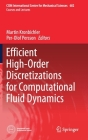 Efficient High-Order Discretizations for Computational Fluid Dynamics (CISM International Centre for Mechanical Sciences #602) Cover Image