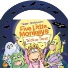 Five Little Monkeys Trick-or-Treat (Glow-in-the-Dark edition) (A Five Little Monkeys Story) Cover Image