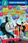 Happy Birthday, Thomas! (Thomas & Friends) (Step into Reading) Cover Image