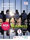 Aqa a Level Business 1 (Wolinski & Coates) Cover Image