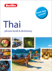 Berlitz Phrase Book & Dictionary Thai(bilingual Dictionary) (Berlitz Phrasebooks) Cover Image