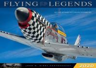 Flying Legends 2020: 16 Month Calendar  September 2019 Through December 2020 Cover Image