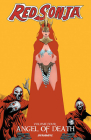 Red Sonja Vol. 4: Angel of Death Cover Image