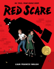 Red Scare: A Graphic Novel Cover Image