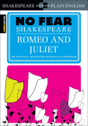 Romeo and Juliet (No Fear Shakespeare) (Sparknotes No Fear Shakespeare) Cover Image