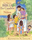 La Nueva Biblia En Cuadros Para Niños = New Bible in Pictures for Little Eyes Cover Image