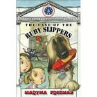 The Case of the Ruby Slippers (First Kids Mystery) Cover Image
