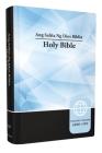 Tagalog, Niv, Tagalog/English Bilingual Bible, Hardcover Cover Image