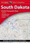 Delorme South Dakota Atlas and Gazetteer Cover Image