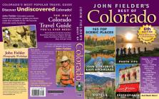 John Fielder's Best of Colorado Cover Image
