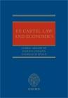 Eu Cartel Law and Economics Cover Image