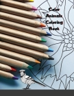 Color Animals Coloring Book: Coloring Book Extra High-Quality Featuring Beautiful Mandalas Featuring Beautiful Mandalas Cover Image