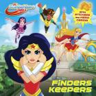 Finders Keepers (DC Super Hero Girls) Cover Image