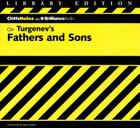 Fathers and Sons (Cliffs Notes (Audio)) Cover Image