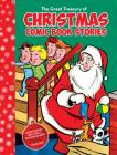 The Great Treasury of Christmas Comic Book Stories Cover Image