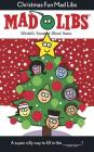 Christmas Fun Mad Libs: Deluxe Stocking Stuffer Edition Cover Image