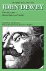 The Middle Works of John Dewey, Volume 14, 1899 - 1924: Human Nature and Conduct, 1922 (Collected Works of John Dewey #14) Cover Image