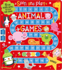 Spin and Play Animal Games Cover Image