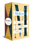 Moliere: The Complete Richard Wilbur Translations Cover Image