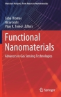 Functional Nanomaterials: Advances in Gas Sensing Technologies Cover Image