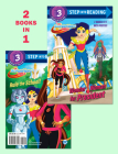 Wonder Woman for President/Rule the School! (DC Super Hero Girls) (Step into Reading) Cover Image