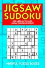 Jigsaw Sudoku: 400 Medium to Hard Jigsaw Sudoku Puzzles Cover Image