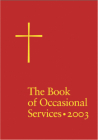 The Book of Occasional Services 2003 Edition Cover Image