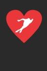 Ich Liebe Eislaufen: Notizbuch A5 für Eislaufen und Eiskunstlauf Liebhaber I Schlittschuh I Hobby Eisläufer I ca. A5 (6x9 inch.) I Geschenk Cover Image