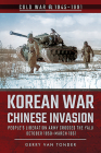 Korean War - Chinese Invasion: People's Liberation Army Crosses the Yalu, October 1950-March 1951 (Cold War 1945-1991) Cover Image