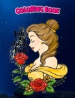 Coloring Book: Tale as Old as Time, Children Coloring Book, 100 Pages to Color Cover Image