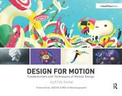 Design for Motion: Fundamentals and Techniques of Motion Design Cover Image